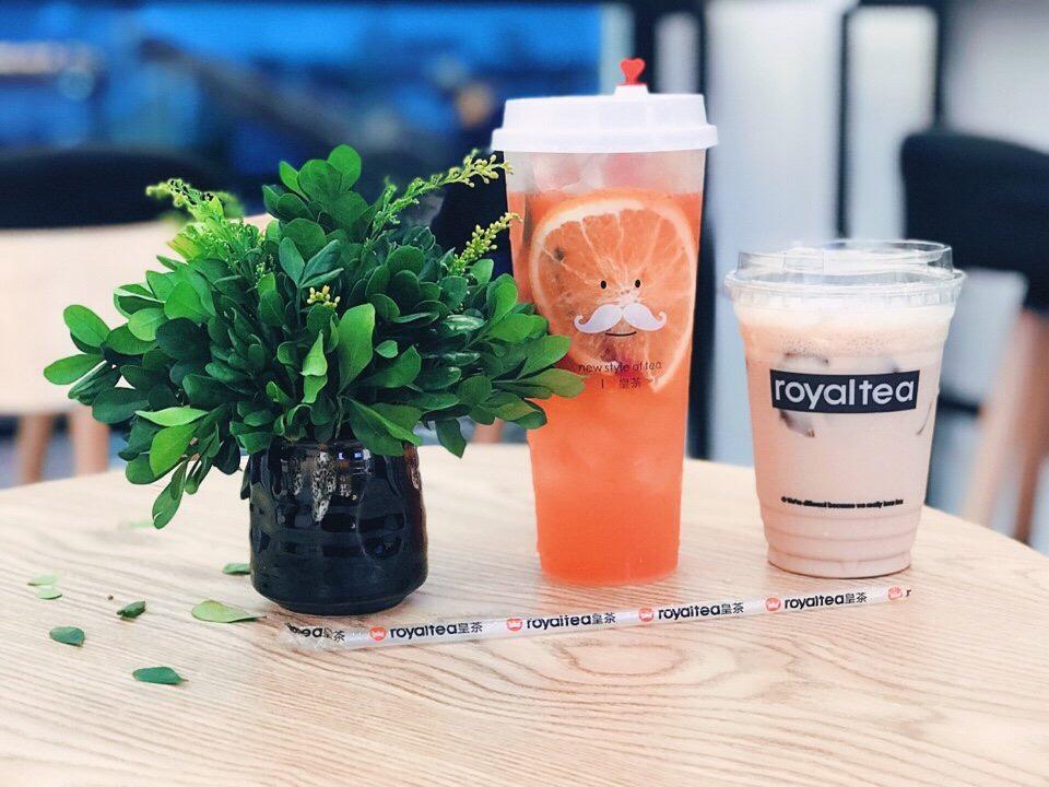 Mở quán trà sữa Đài Loan Royaltea giúp bạn thực hiện ước mơ kinh doanh